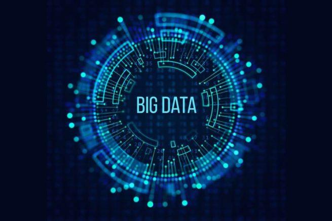 représentation du Big Data
